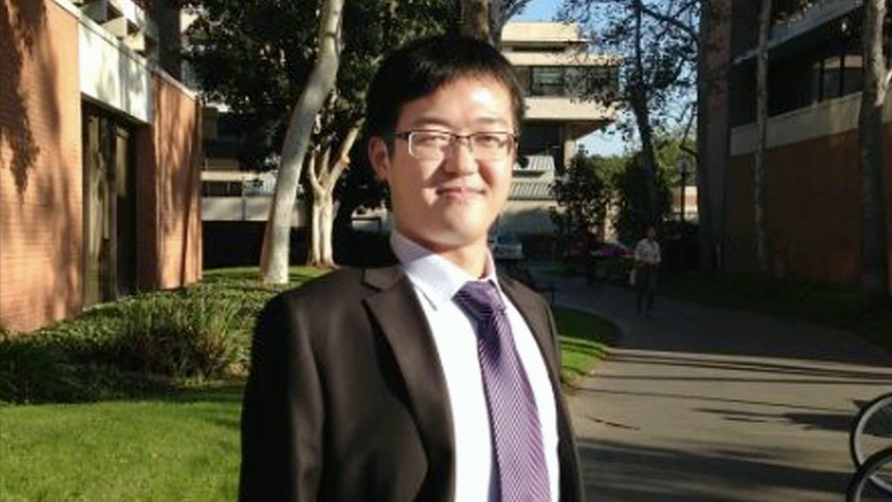 Xinran Ji, a USC graduate student, died at his apartment after being attacked near 29th Street and Orchard Avenue by at least three suspects Thursday, July 24, 2014.