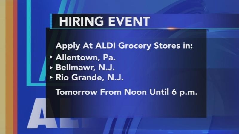 Aldi's Job Fair