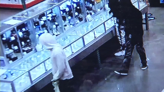 police release surveillance videos of costco jewelry robbery suspects in novato abc7newscom