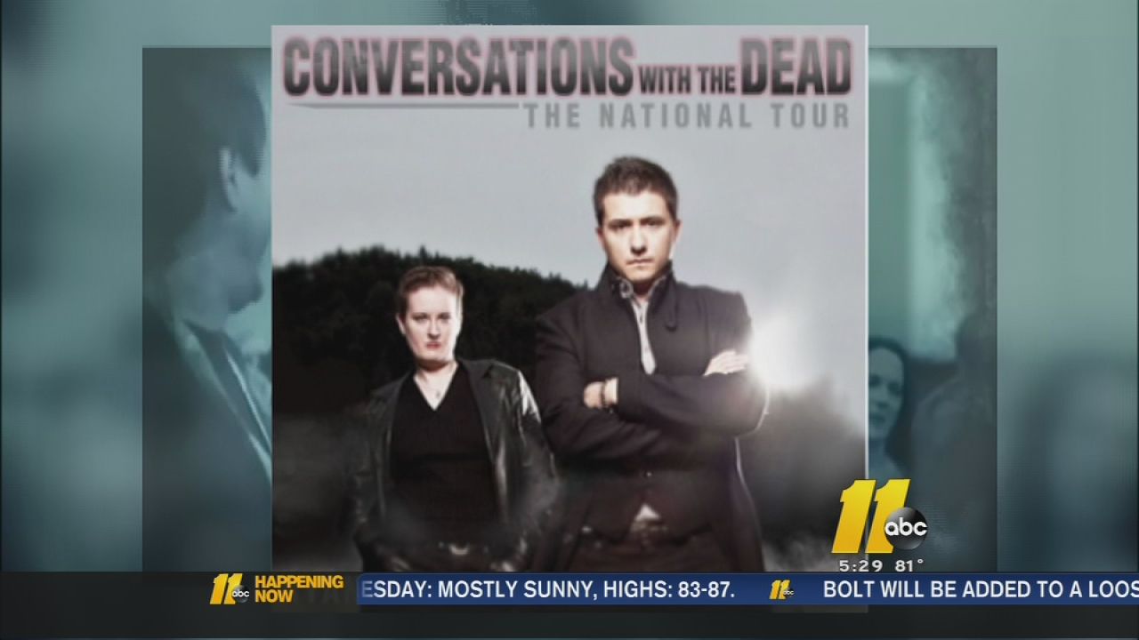 Celebrity Ghost Hunter Ryan Buell Arrested Abc11com