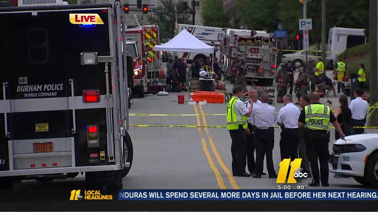 YMCA in Durham reopens after hazmat leak hospitalizes 40