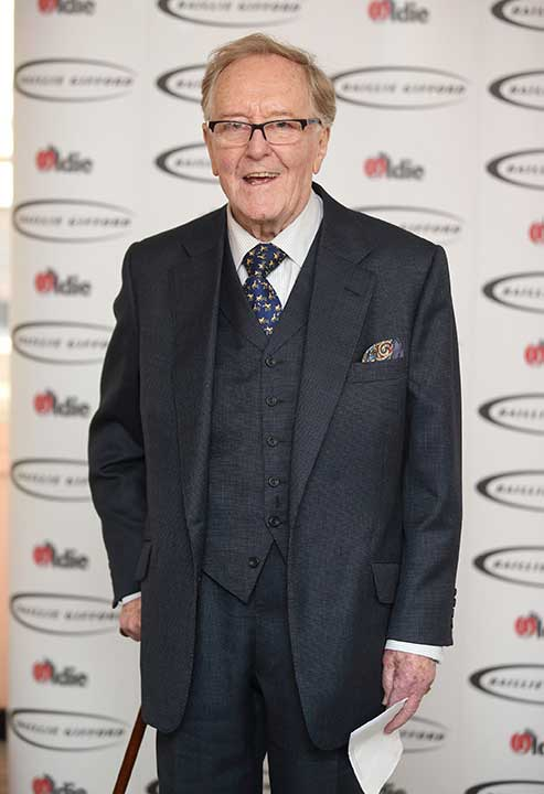 "<div class=""meta image-caption""><div class=""origin-logo origin-image none""><span>none</span></div><span class=""caption-text"">Robert Hardy, a British actor best known in America for playing Cornelius Fudge in the ''Harry Potter'' films, died August 3, 2017 at age 91. (Mike Marsland/WireImage via Getty)</span></div>"
