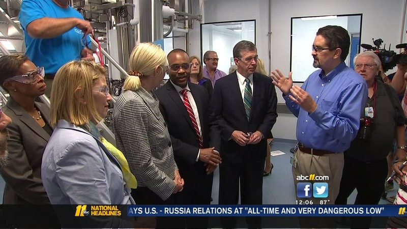 Pfizer facility in Sanford plans to add new jobs