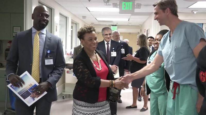 Highland Hospital now home to only adult Level I trauma