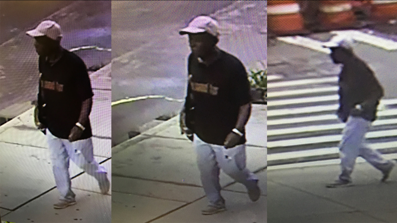 west village robbery suspect
