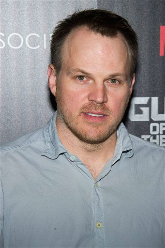 "<div class=""meta image-caption""><div class=""origin-logo origin-image ""><span></span></div><span class=""caption-text"">Marc Webb attends a screening of ""Guardians of the Galaxy"" in New York (Charles Sykes/Invision/AP)</span></div>"