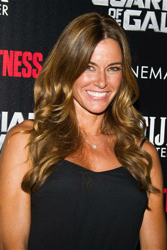 "<div class=""meta image-caption""><div class=""origin-logo origin-image ""><span></span></div><span class=""caption-text"">Kelly Killoren Bensimon attends a screening of ""Guardians of the Galaxy"" in New York (Charles Sykes/Invision/AP)</span></div>"
