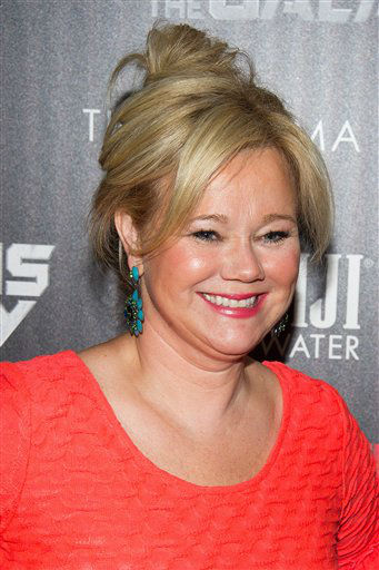 "<div class=""meta image-caption""><div class=""origin-logo origin-image ""><span></span></div><span class=""caption-text"">Caroline Rhea attends a screening of ""Guardians of the Galaxy"" in New York (Charles Sykes/Invision/AP)</span></div>"