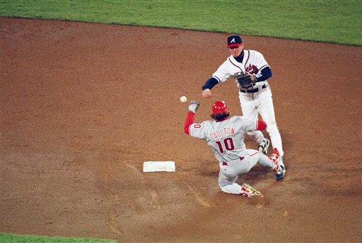 "<div class=""meta image-caption""><div class=""origin-logo origin-image ap""><span>AP</span></div><span class=""caption-text"">Darren Daulton is seen sliding into second during Game 4 of the NLCS on Oct. 10, 1993. (Associated Press)</span></div>"