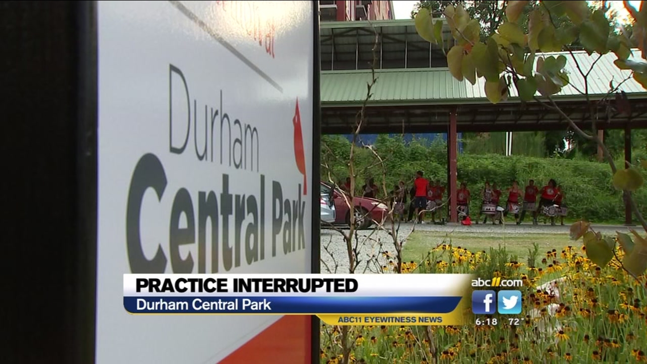Durham Police Called To Stop Drum Practice In Park Abc11 Com