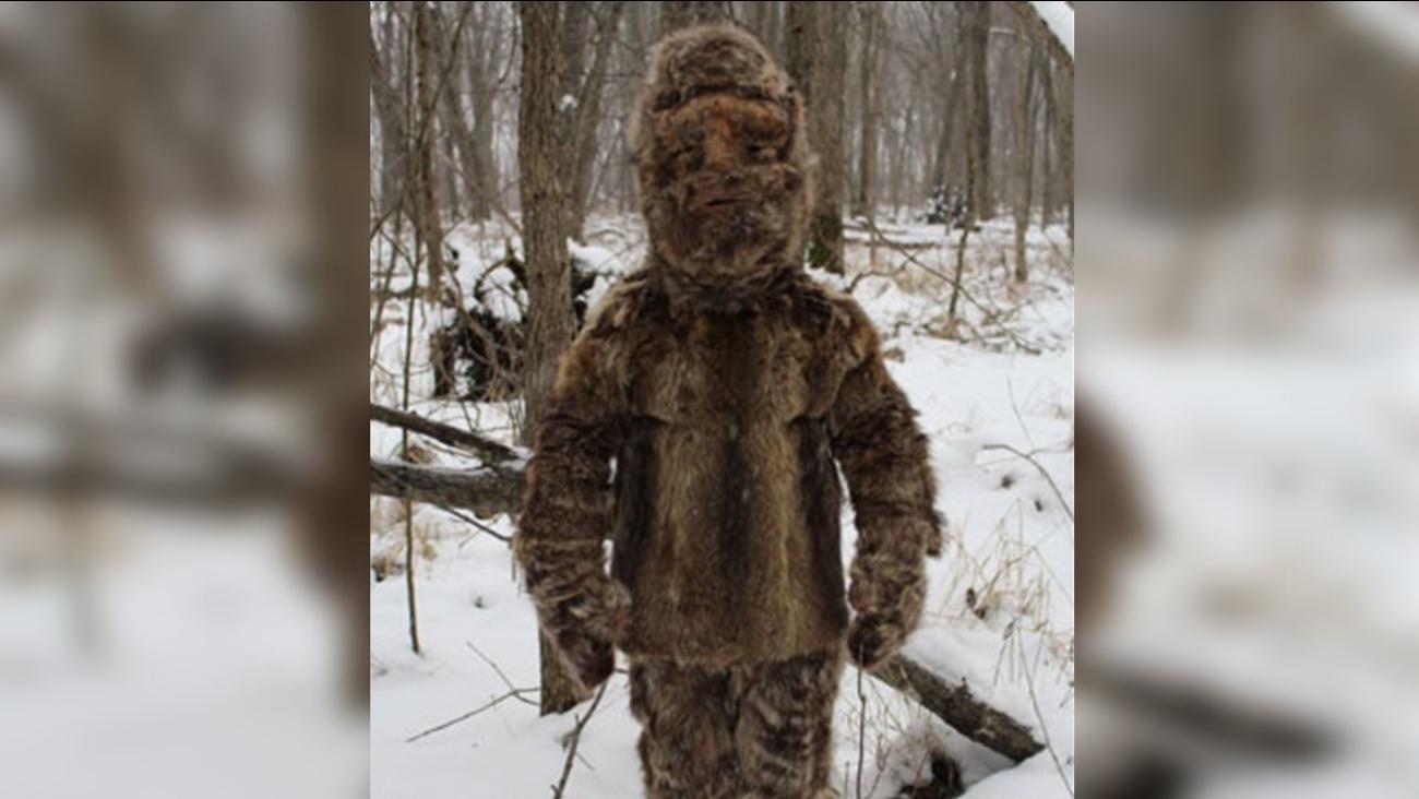 Gawain MacGregor believes he was responsible for the Bigfoot sighting