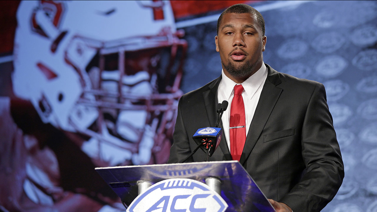N.C. State's Bradley Chubb will look to cement his status as an NFL first-round pick this season.