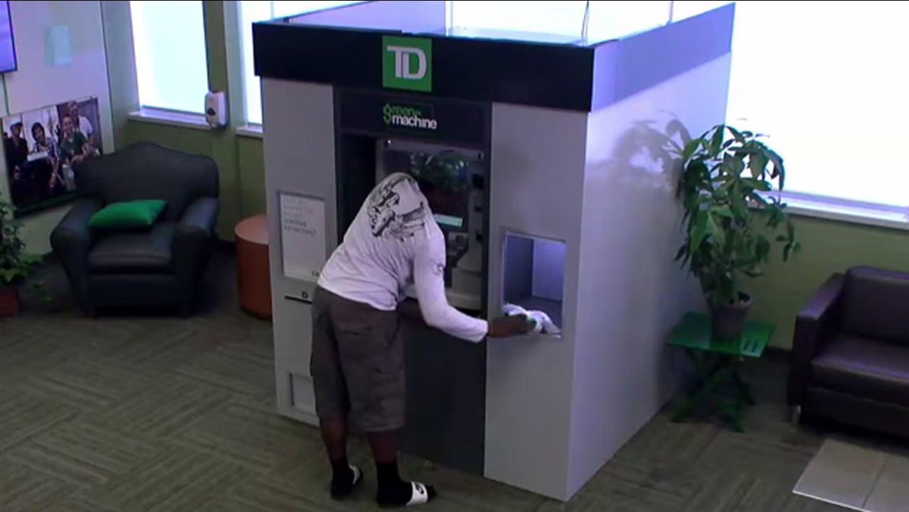 Canadian ATM described as 'Automatic Thanking Machine ...