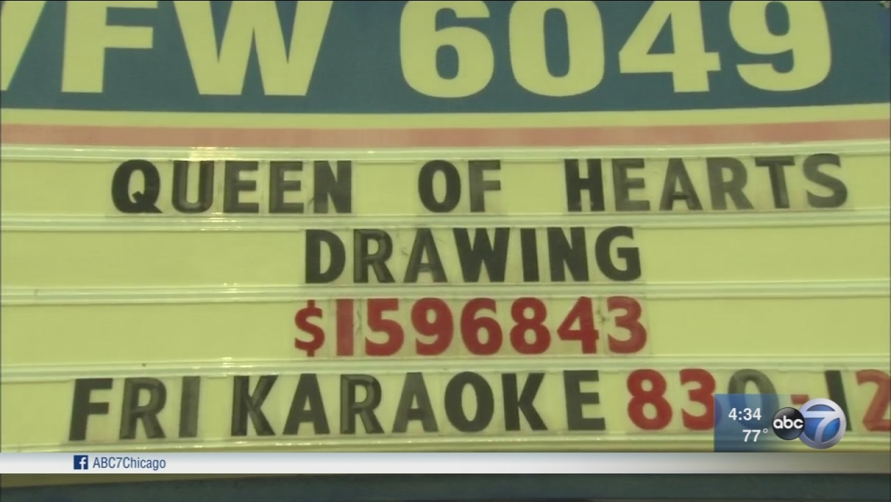 Fundraiser with $1M jackpot draws crowds to Morris