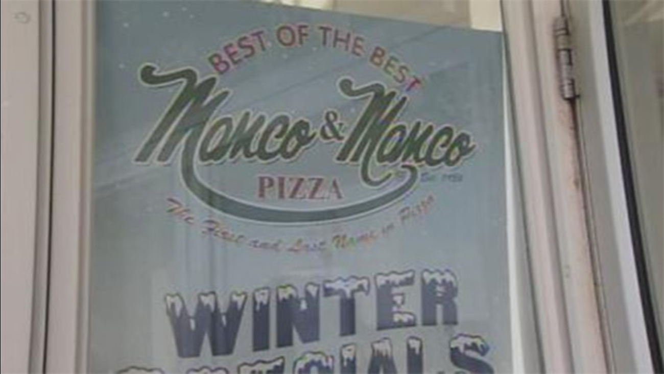 Manco and Manco Pizza Shop