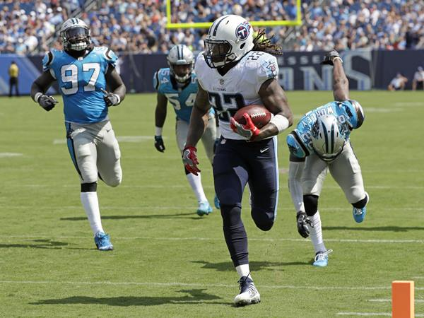 "<div class=""meta image-caption""><div class=""origin-logo origin-image ap""><span>AP</span></div><span class=""caption-text"">Tennessee Titans running back Derrick Henry (22) scores a touchdown on a 17-yard run. (Mark Zaleski)</span></div>"