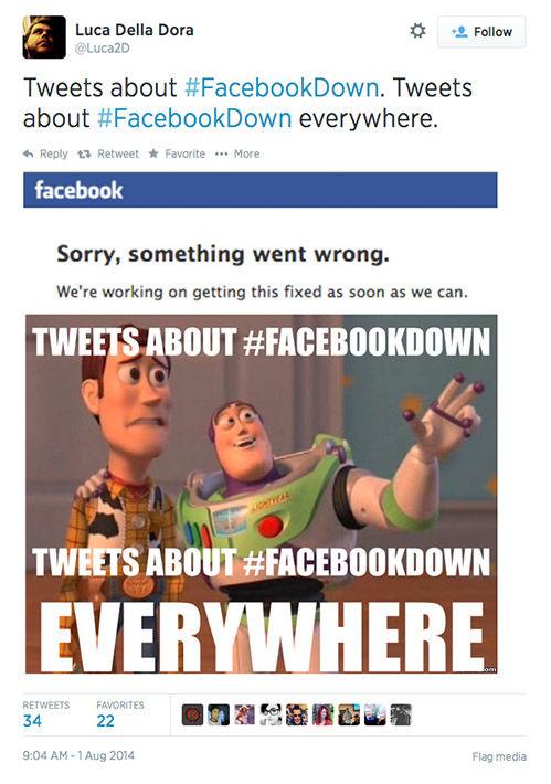 "<div class=""meta image-caption""><div class=""origin-logo origin-image ""><span></span></div><span class=""caption-text"">When Facebook goes down, Twitter reacts (Luca2d / Twitter)</span></div>"