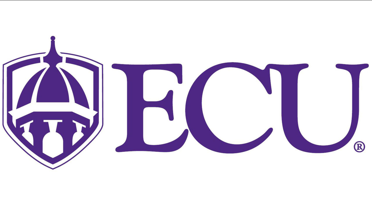 East Carolina University logo
