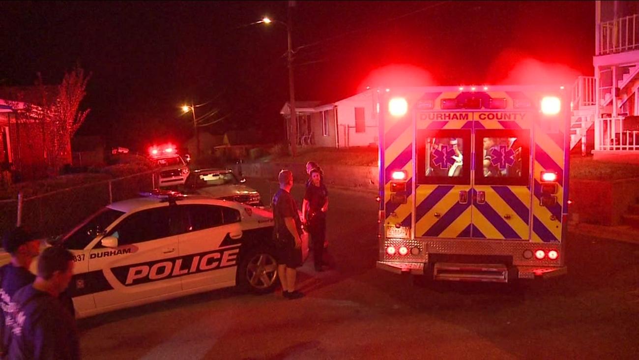 Durham Police investigate Humphrey Street shooting