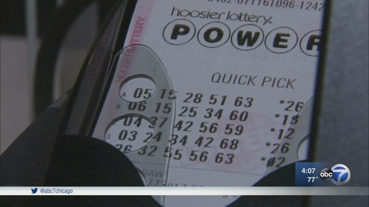 Powerball Winning Numbers Jackpot At 700 Million Abc7chicago Com