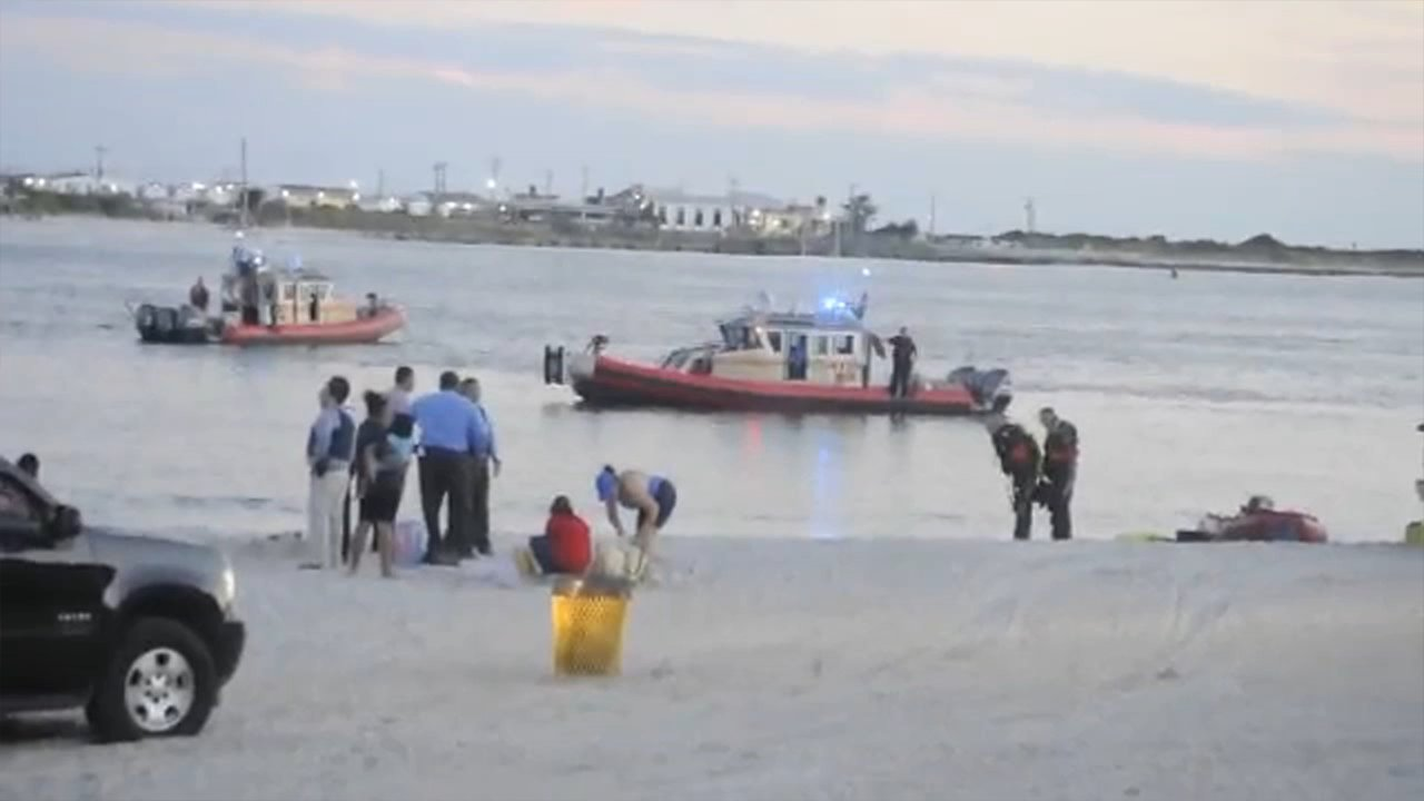 Image result for Two people drown during swimming lesson in Far Rockaway