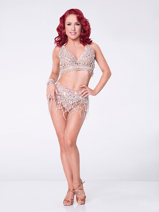 "<div class=""meta image-caption""><div class=""origin-logo origin-image none""><span>none</span></div><span class=""caption-text"">Sharna Burgess will be competing for a 10th season. (Craig Sjodin/ABC)</span></div>"