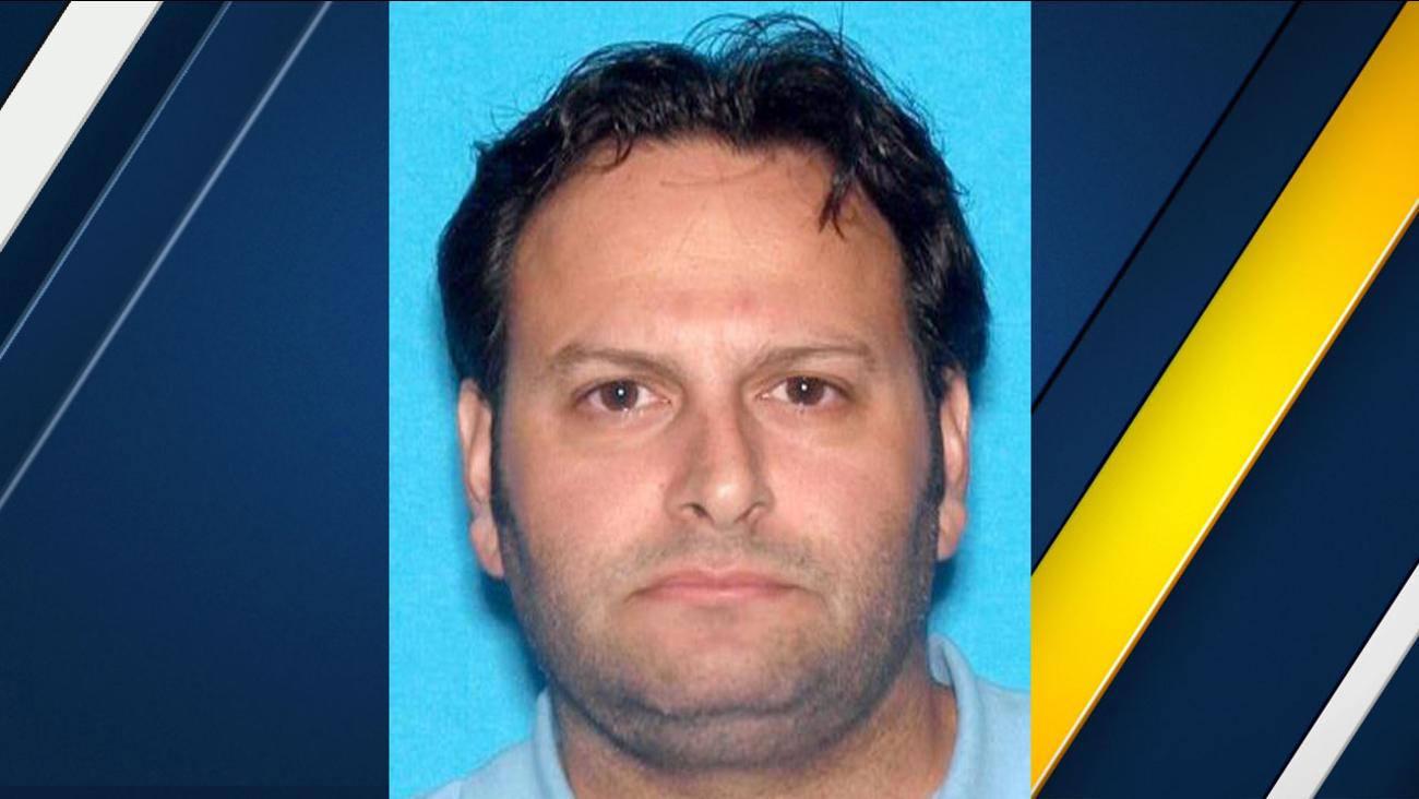 John Motesharrei, 39, is shown in a DMV photo.