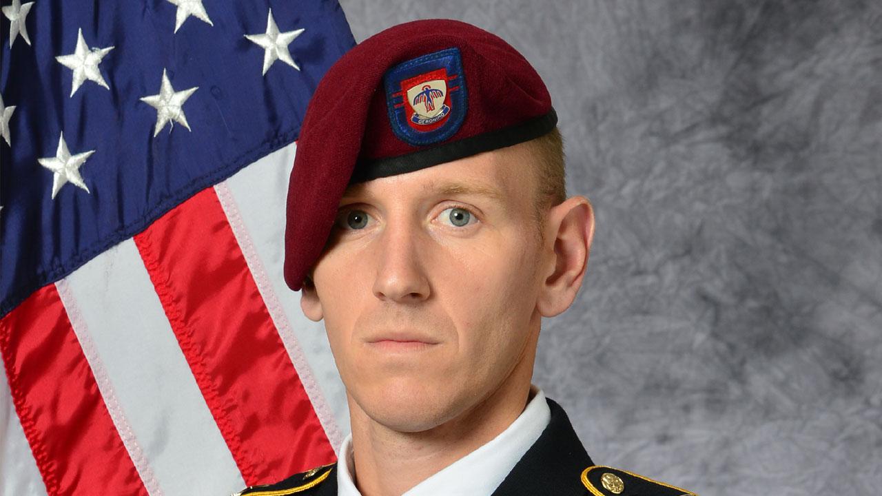 Sergeant Geoffrey L. Vonbosse