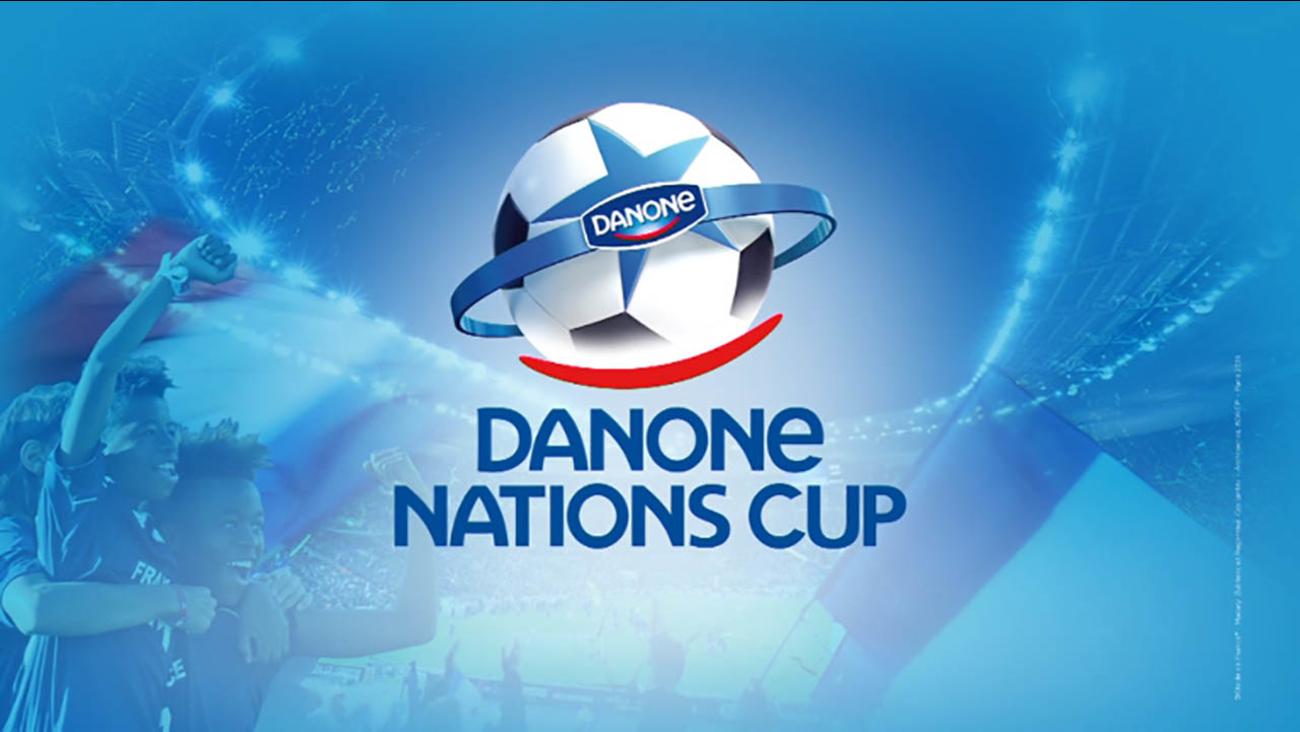 Actualités : Les U12 à la Danone Nations Cup demain - Formation Girondins