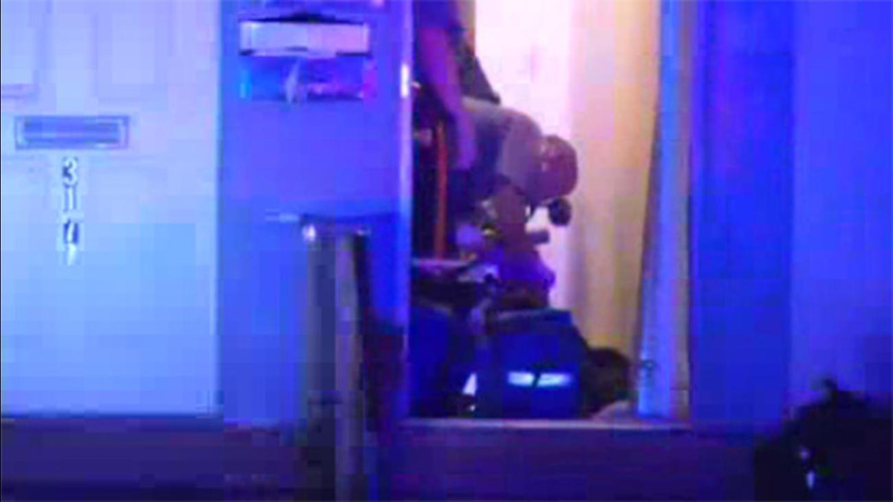 Woman falls from 3-story window in Salem, N.J.