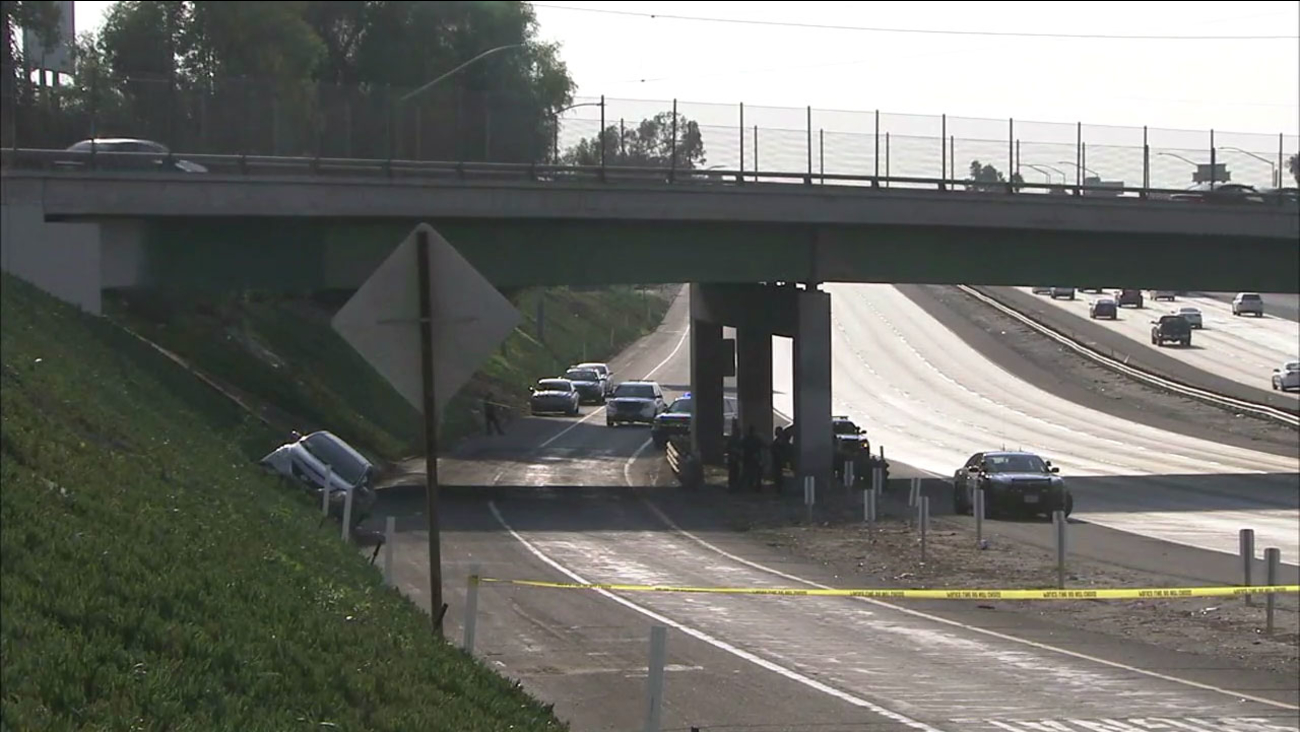 Stabbed In Colton Road Rage Incident On 10 Freeway
