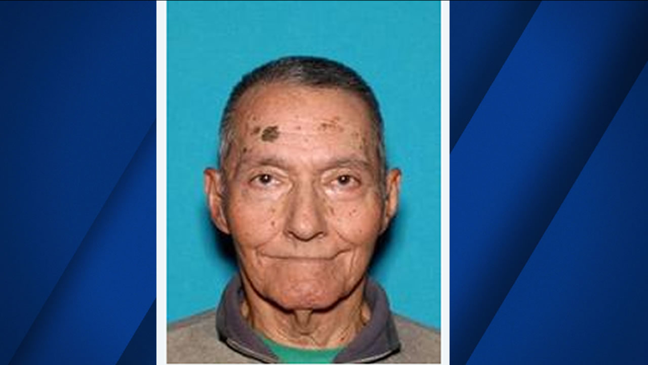 This is an undated image of missing San Leandro man George Matthews.