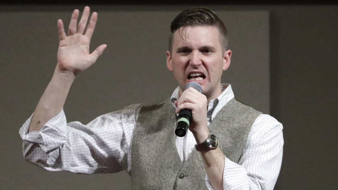 Richard Spencer (AP Photo/David J. Phillip, File)
