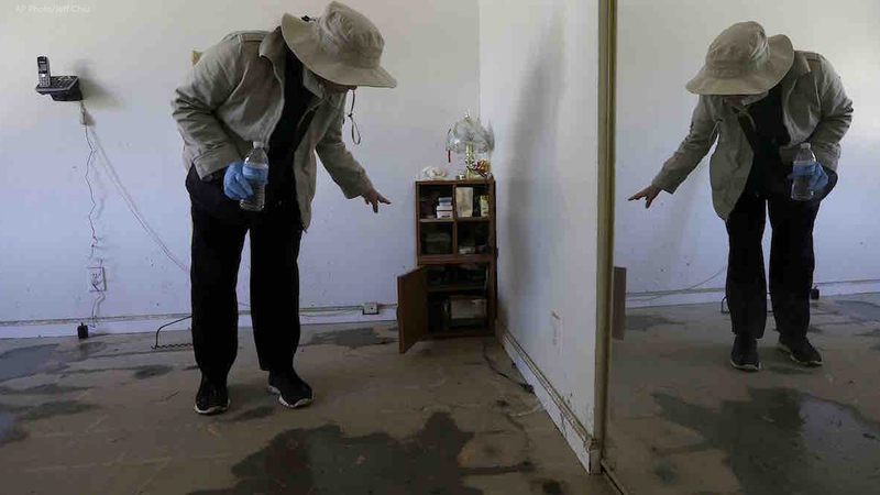 Know your rights: Flood water damage if you're a renter