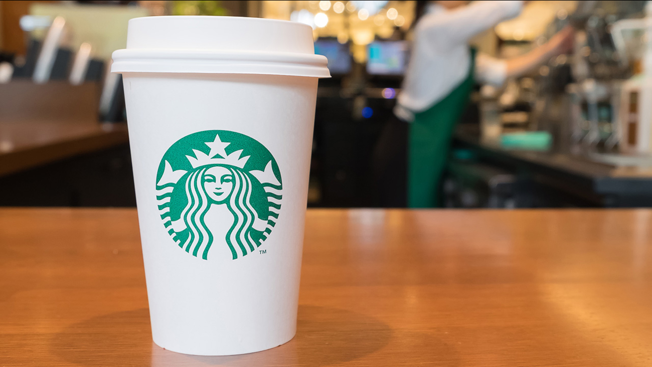 Image of a starbucks drink.
