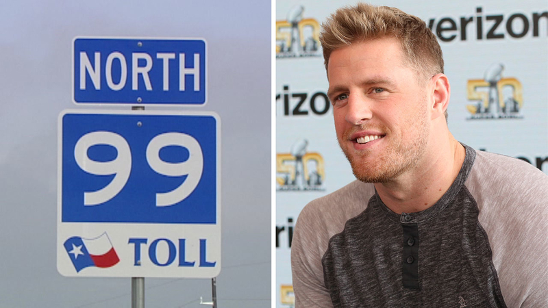 Texans want to rename the Grand Parkway after JJ Watt