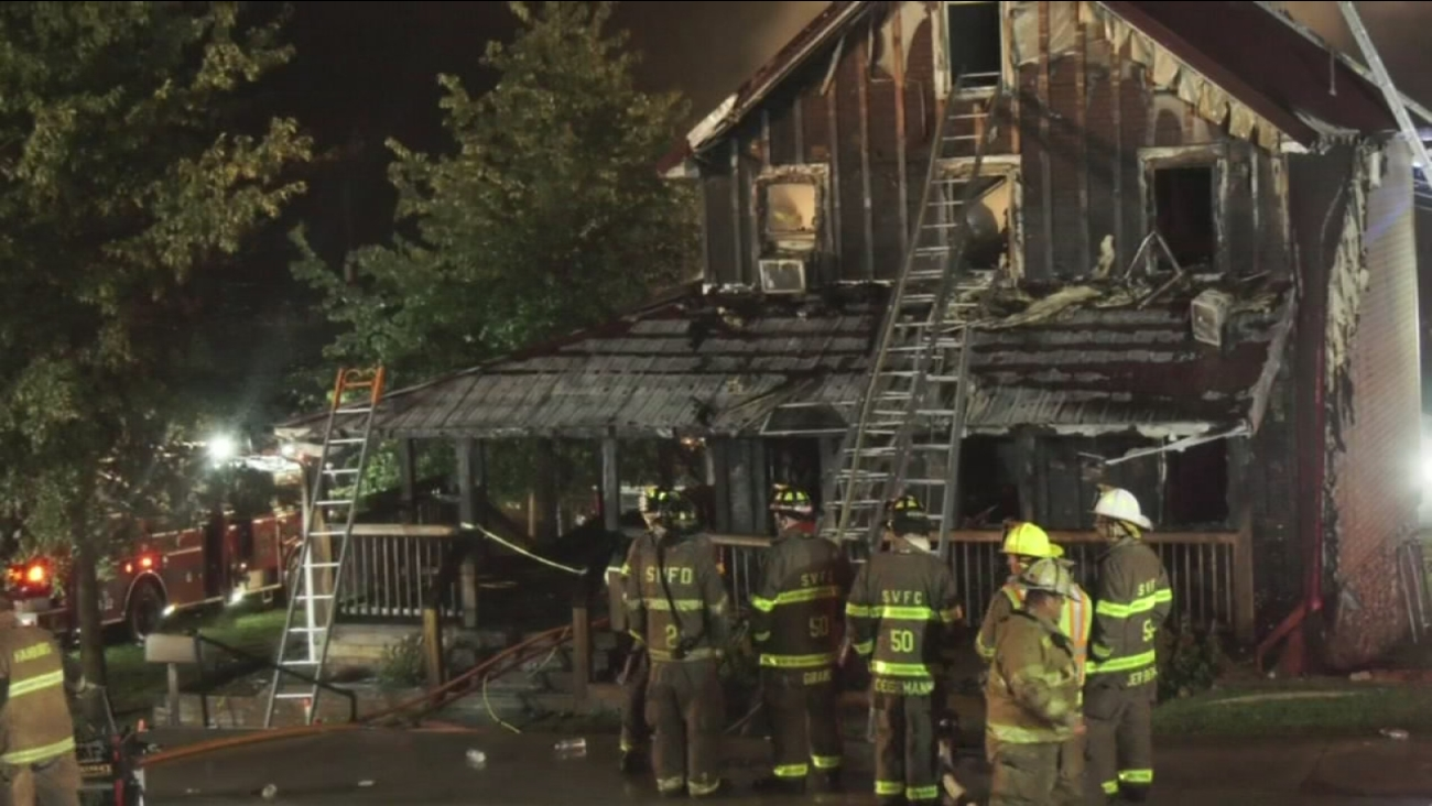 Pregnant woman, 2 children dead after Berks Co. fire