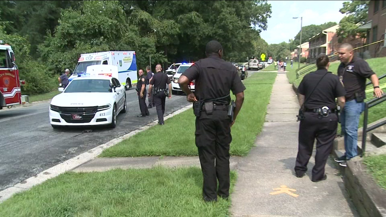 Police investigate Durham shooting