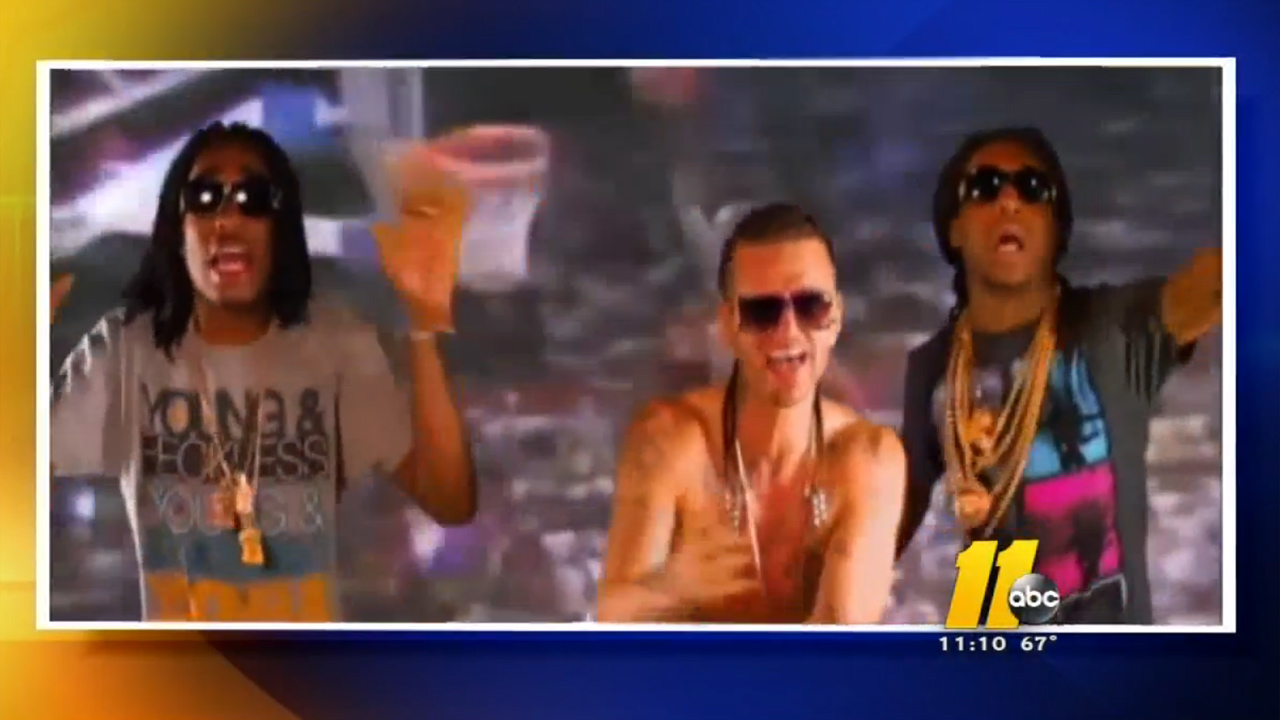 Controversy over canceled rap concert at NC State