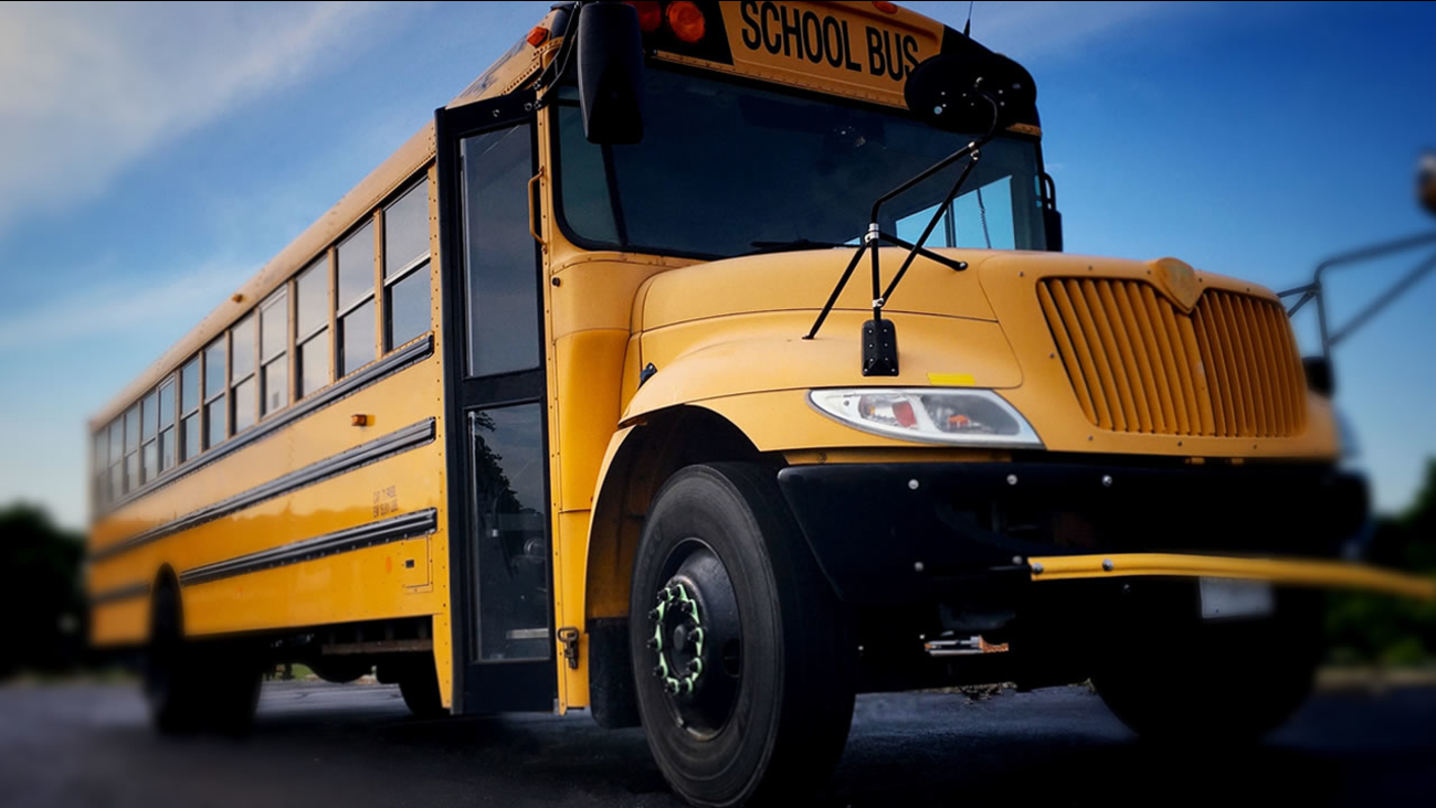 9 Year Old Omaha Girl Says School Bus Driver Tried To Look Up Her Skirt