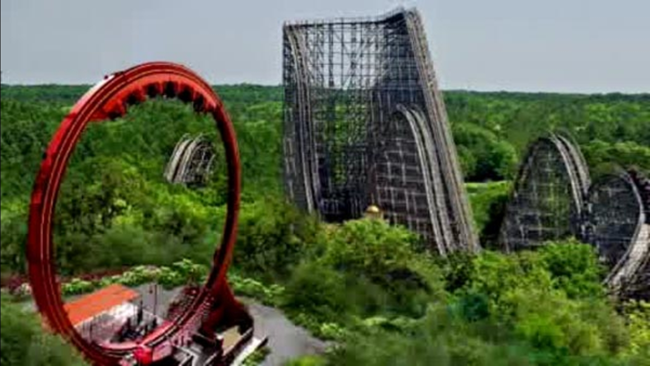 Six Flags Great Adventure worker struck by truck dies from his