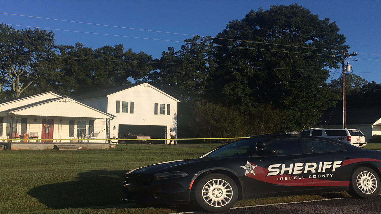 Iredell County Deputies are investigating a shooting involving a child at a home off Compton Park Road
