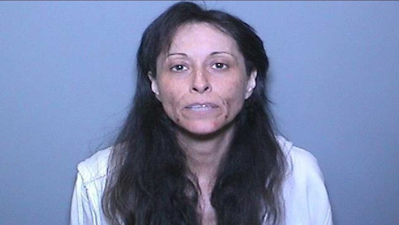 Mary Sodaro, 52, is seen in a booking photo.