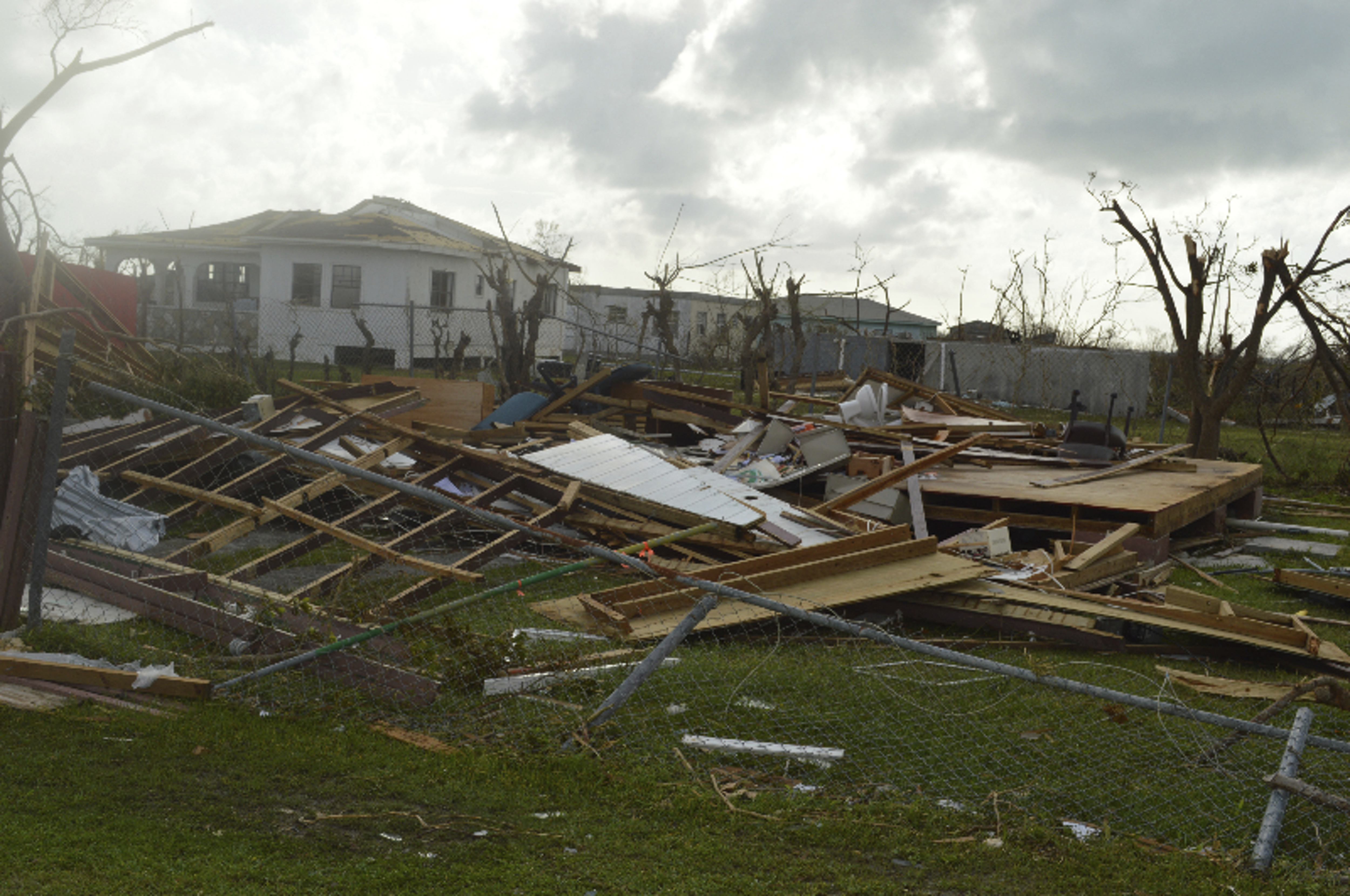 "<div class=""meta image-caption""><div class=""origin-logo origin-image none""><span>none</span></div><span class=""caption-text"">In this Thursday, Sept. 7, 2017, photo, damage is left after Hurricane Irma hit Barbuda. (Anika E. Kentish/AP Photo)</span></div>"