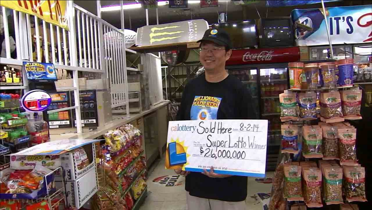 SuperLotto Plus ticket worth $26M sold in South El Monte | abc7 com