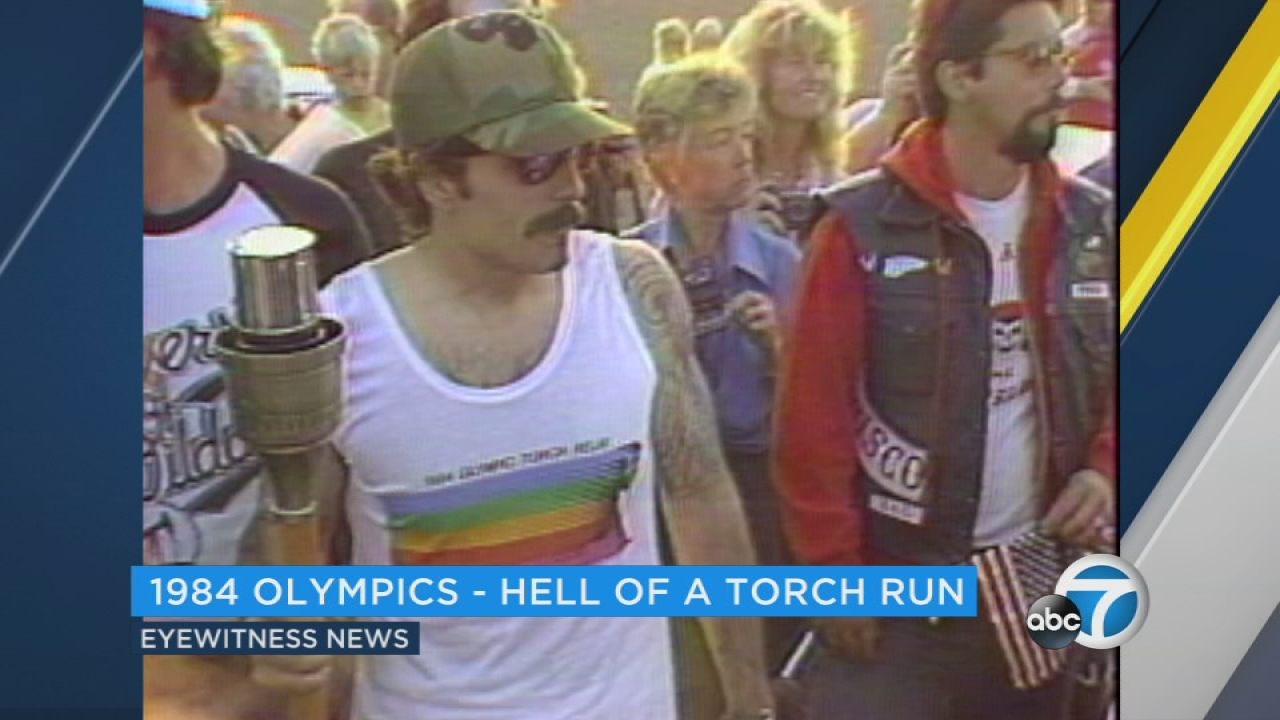 Olympics in Los Angeles: A look back at the 1984 Summer Games | abc7 com
