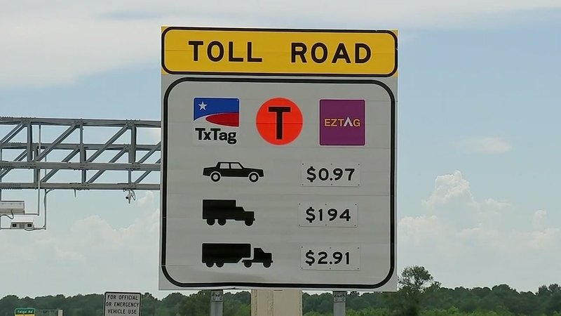 TxDOT to forgive unpaid toll fees and fines