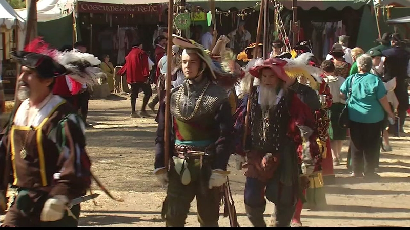 Bay Area Life Go Back In Time With A Renaissance Faire Abc7 San Francisco