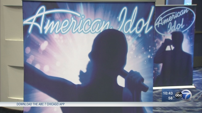 'American Idol' auditions to be held in Chicago