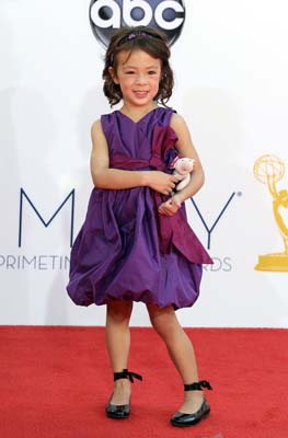 <div class='meta'><div class='origin-logo' data-origin='AP'></div><span class='caption-text' data-credit='MATT SAYLES/INVISION/AP'>Actress Aubrey Anderson-Emmons from &#34;Modern Family&#34; on Sunday, Sept. 23, 2012, in Los Angeles. (Photo by Matt Sayles/Invision/AP)</span></div>